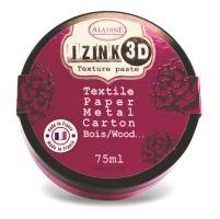 3D pasta Aladine, 75ml - geranium, růžová