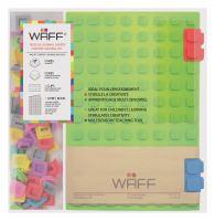 Kreativní deník WAFF, velikost A5, green