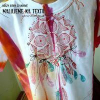 Razítka na textil StampoTextile - Peříčka