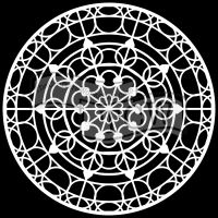Šablona TCW - Mandala Skylight