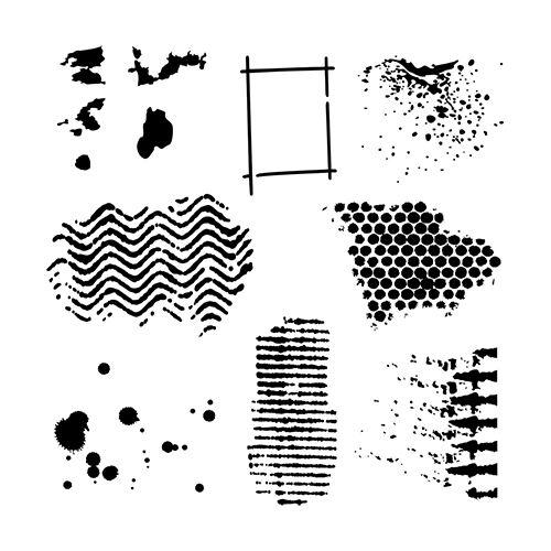 Šablona TCW -  Texturized