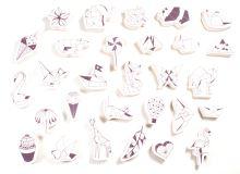 Razítka StampoScrap, origami