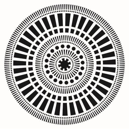 Šablona TCW -  Mayan Calender