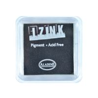 Aladine razítkovací polštářek IZINK - black, černá