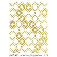 Transferový obrázek na textil - zlaté oči