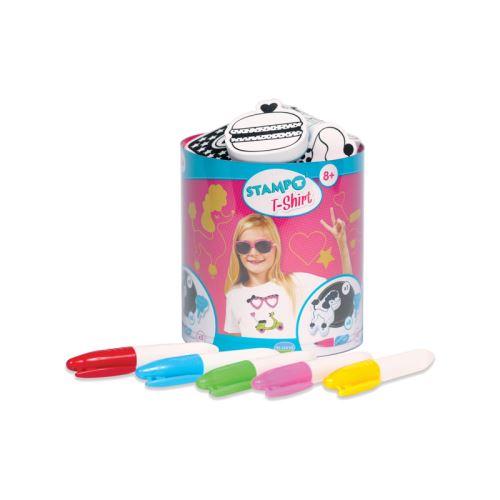 Razítka na textil Stampo T-SHIRT - Párty pro holky 1
