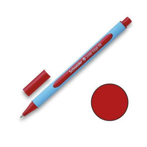 Kuličková tužka Schneider Slider Edge XB - červená