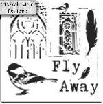 Šablona TCW -  Fly Away
