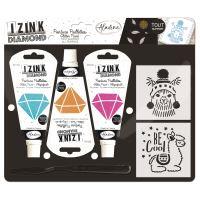 Kreativní sada Izink Diamond - lamy
