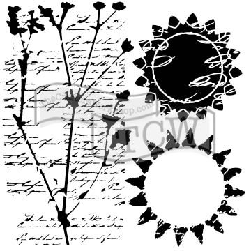 Šablona TCW -  Journal musings