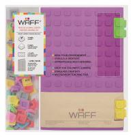 Kreativní deník WAFF, velikost A5, purple