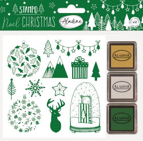 StampoNoël, vánoční les