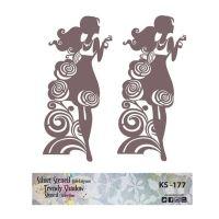 Šablona Cadence stínová - stylová dáma
