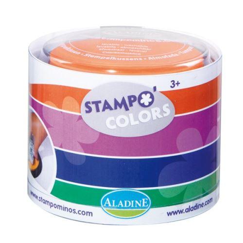 StampoColors, barvené podušky, 4 ks, Karneval