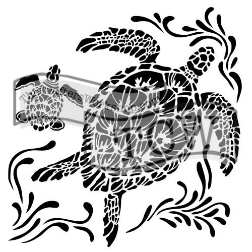 Šablona TCW -  Sea turtles