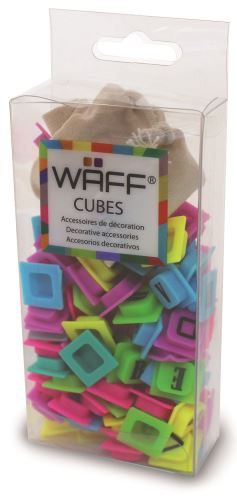 Kreativní deník WAFF - písmena, 100ks