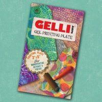 "Gelli plate gelová podložka 3""x5"""