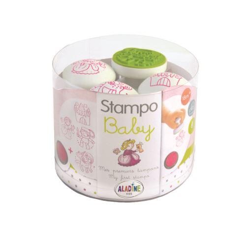 Razítka pro nejmenší Stampo BABY - Princezny 1