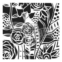 Šablona TCW -  Wild Roses