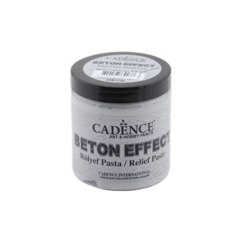 Betonová reliéfní pasta Beton Effect, 250 ml