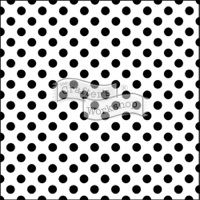 """Šablona 12""""x12"""" (30,5 x 30,5 cm), Swiss Dot"""