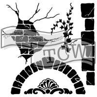 Šablona TCW -  Tuscan Wall