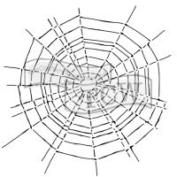 Šablona TCW -  Scary Web