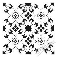 "Šablona 12""x12"" (30,5 x 30,5 cm), Poppy Grid"