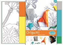 Dárkový set origami pro děti, Džungle