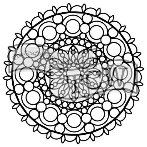 Šablona TCW -  Infiniti lace