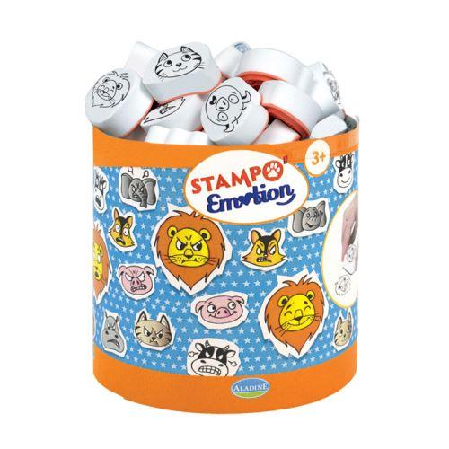 Razítka s příběhem StampoMinos, Zvířecí smajlíci